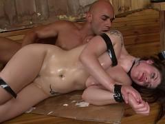 Грубое жестокое порнуха секс